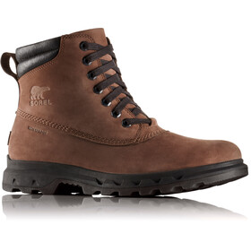 Sorel Portzman Lace Shoes Men brown